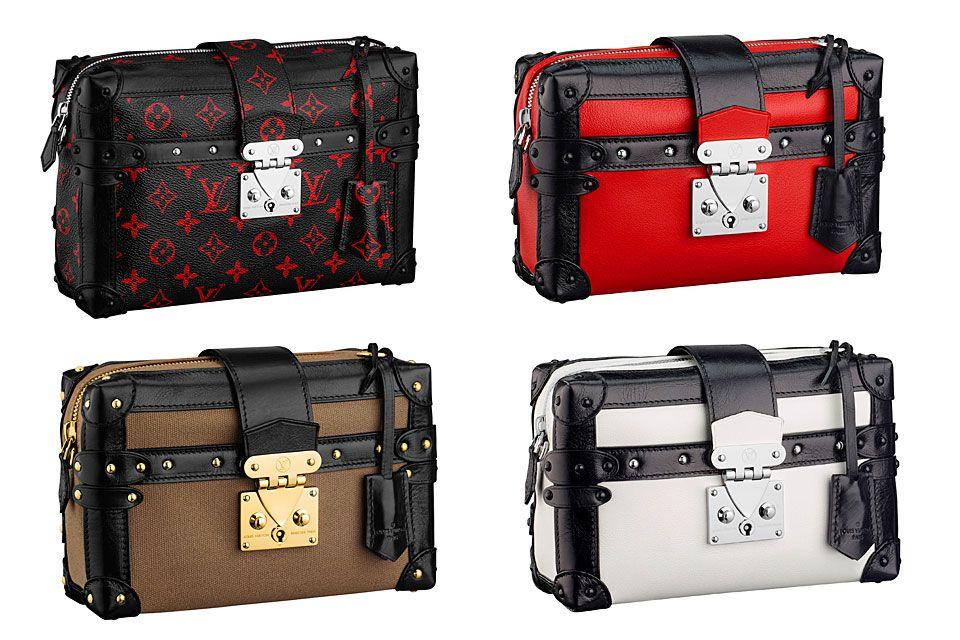 df2284d065b Louis Vuitton Petite Malle Souple Bag   Accessories   Pinterest ...