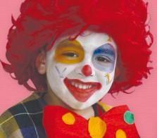 grimtout maquillage l 39 eau bozo le clown maquillage enfants. Black Bedroom Furniture Sets. Home Design Ideas