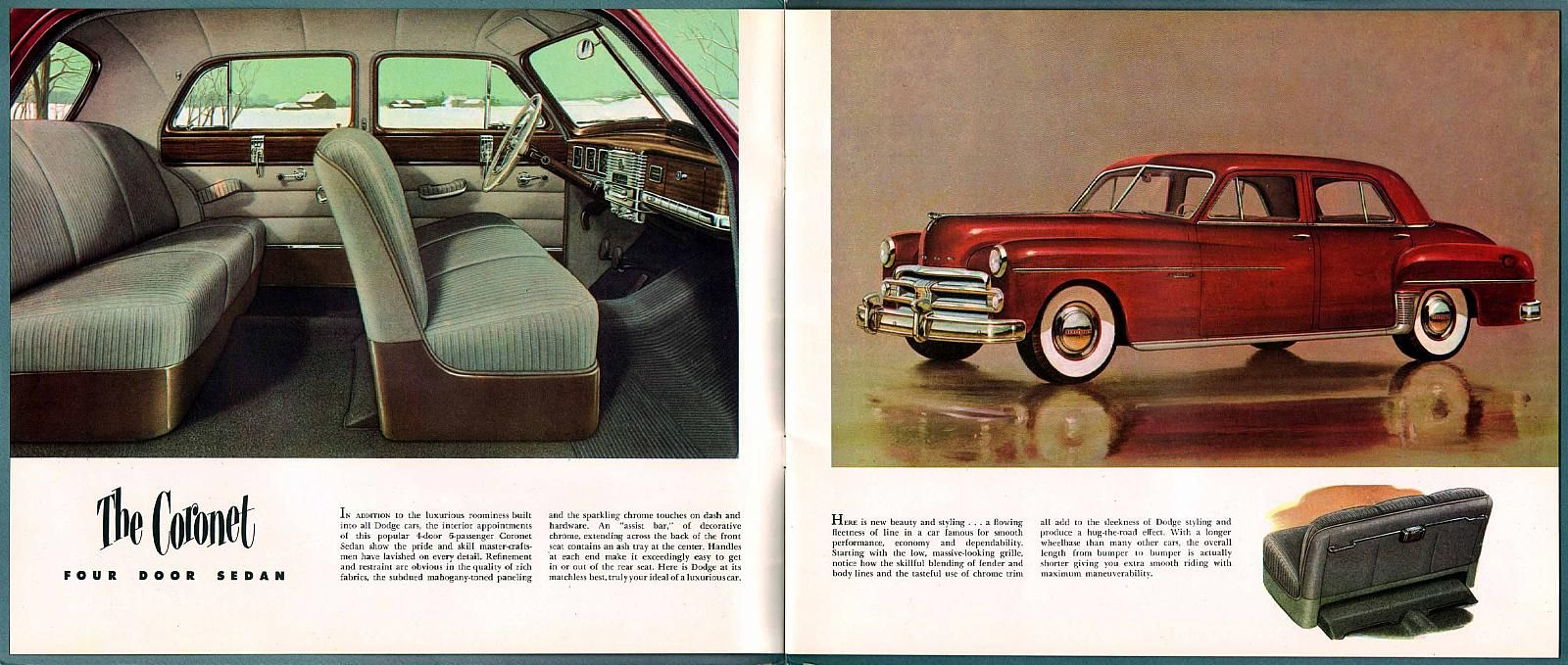 1950 Dodge Wayfarer Transmission Diagram Electrical Wiring Diagrams Coronet And Meadowbrook 04 05 1949 Business Coupe