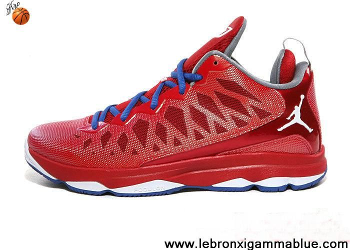 the best attitude c08d2 7e118 Latest Listing Cheap CP3 Shoes 2013 Jordan CP3.VI 553533 607 Sport Red  White Gym Red Game Royal Fashion Shoes Store