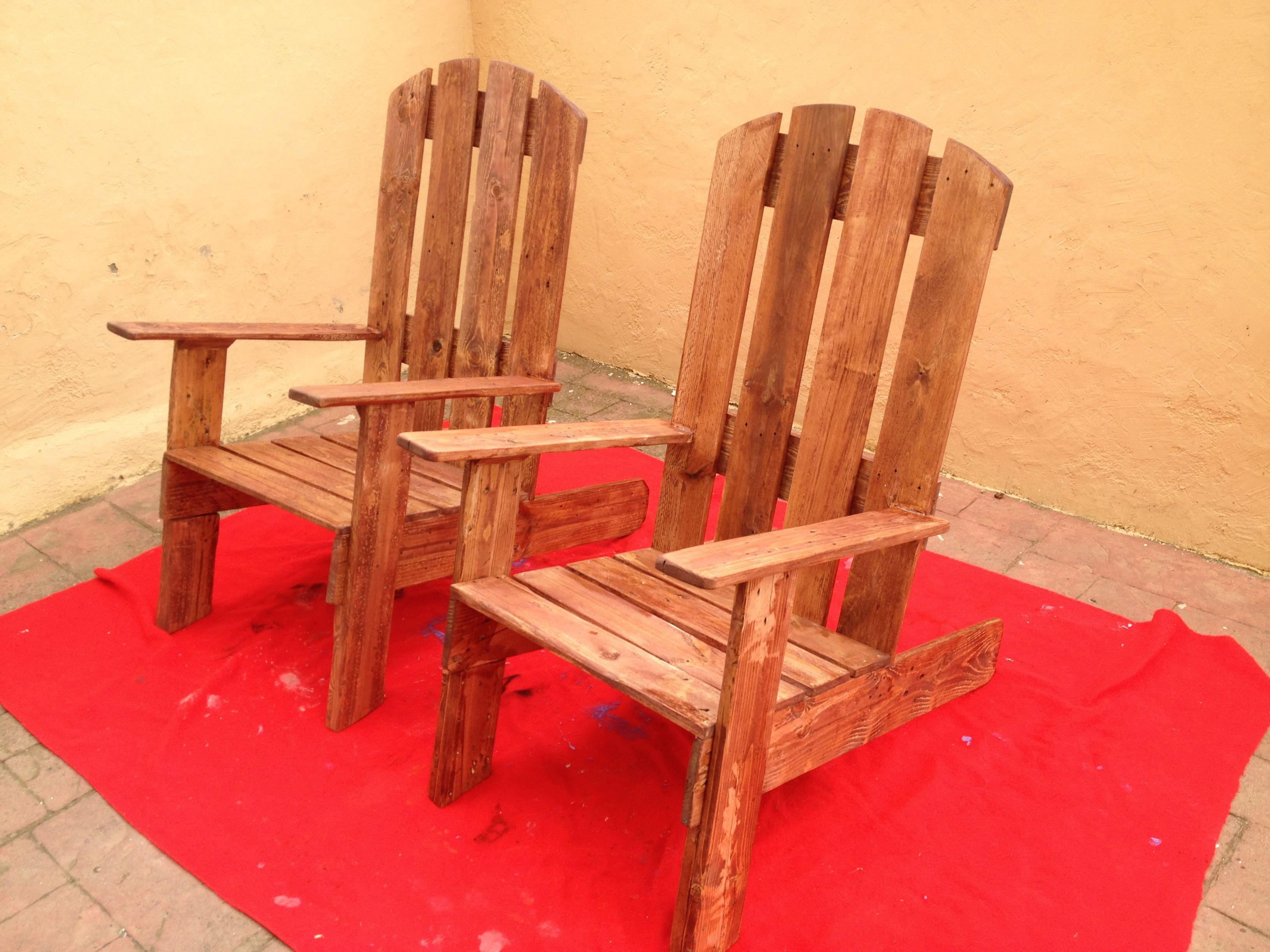 sillas exteriorinterior porcheterrazapalets
