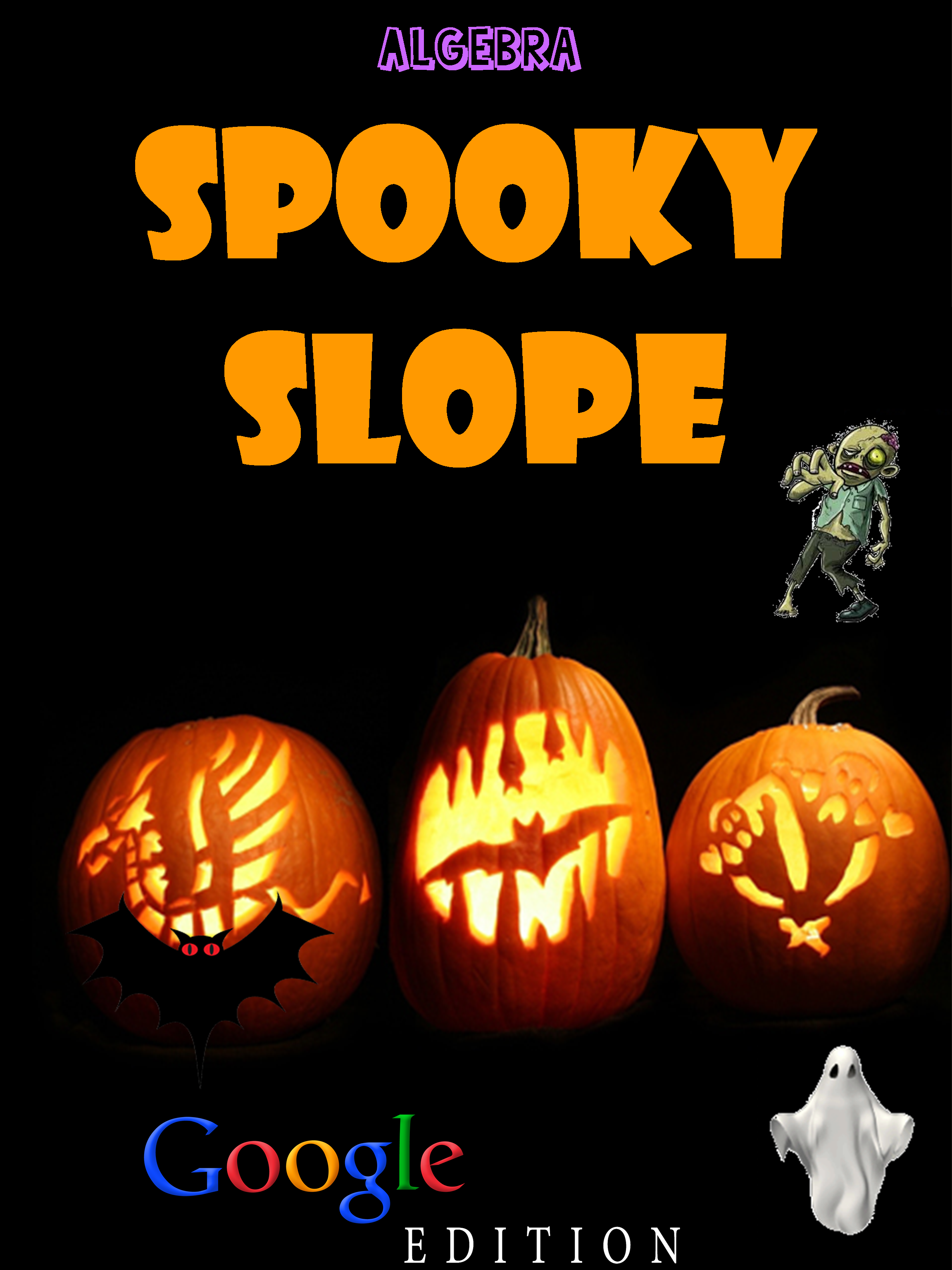Halloween Slope Matching Activity With Slides