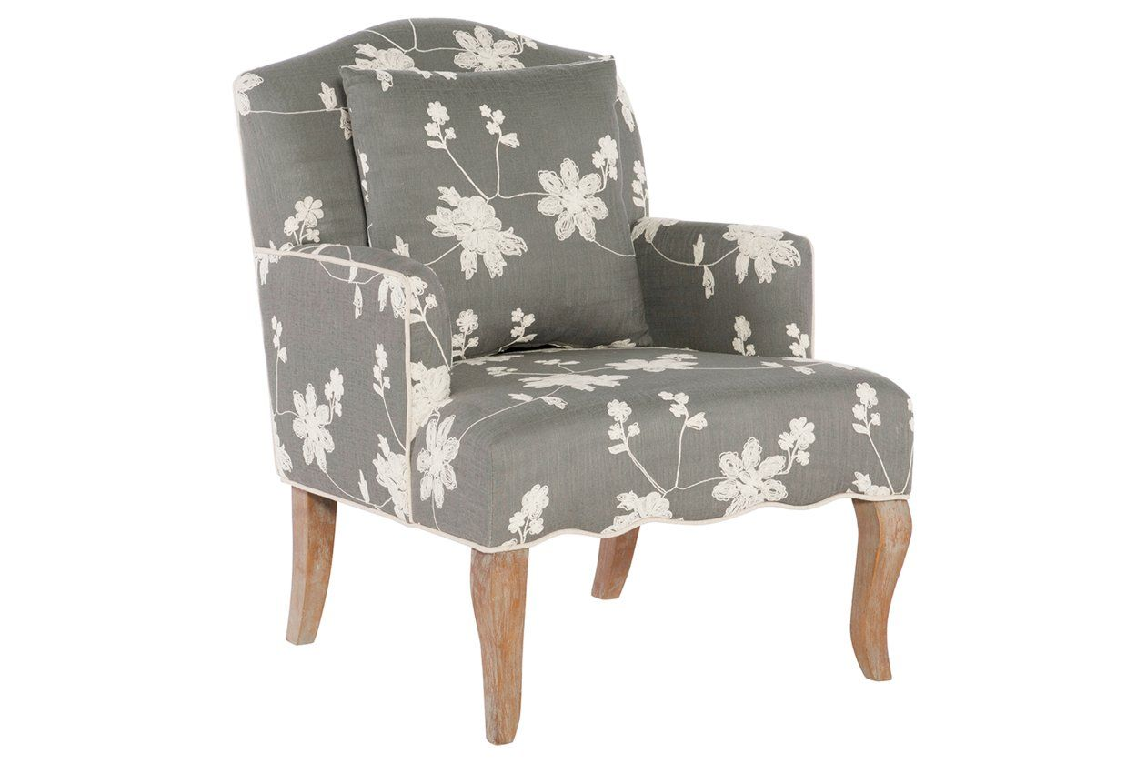 Daisee Arm Chair In 2020 Armchair Grey Upholstery Bedroom