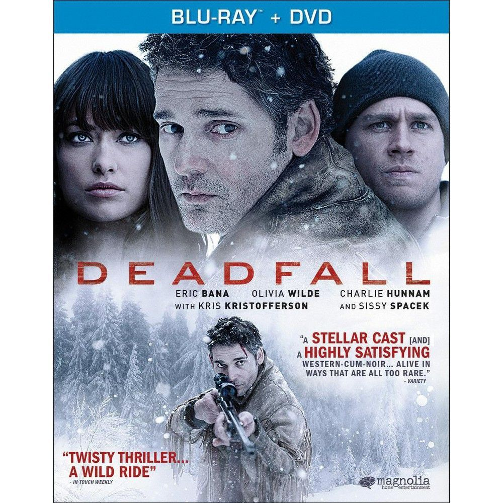 Deadfall (2 Discs) (Blu-ray/Dvd)
