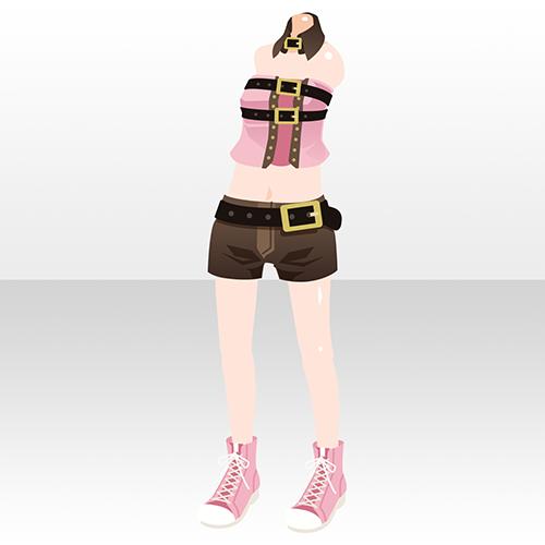 新ガチャはお得 ガチャスクラッチ games アットゲームズ キャラクターの衣装 アニメの服装 デザイナーファッション