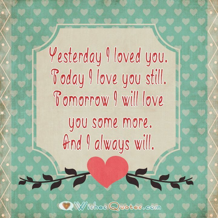 Quotes and inspiration about Love QUOTATION – Image : As the quote ...