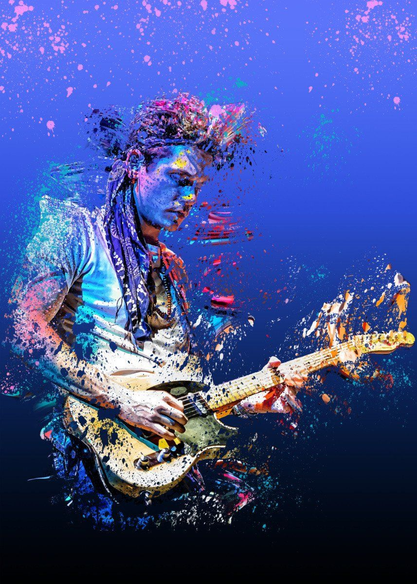 John Mayer Poster Print By Hay Rouleaux Displate In 2021 John Mayer Poster Pop Art Posters John Mayer