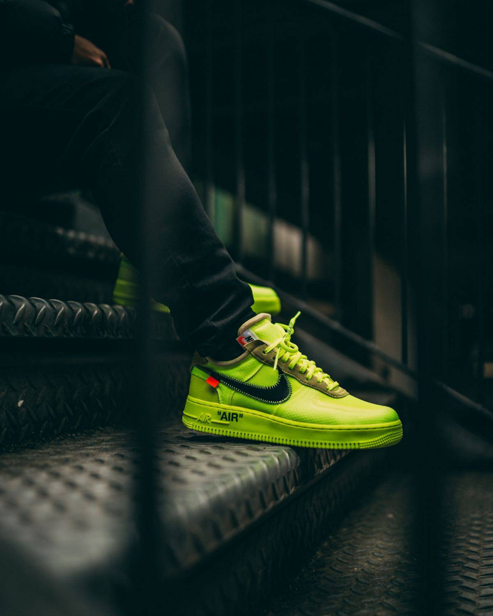 OFF WHITE x Air Force 1 Low 'Volt' in 2020   Hype shoes