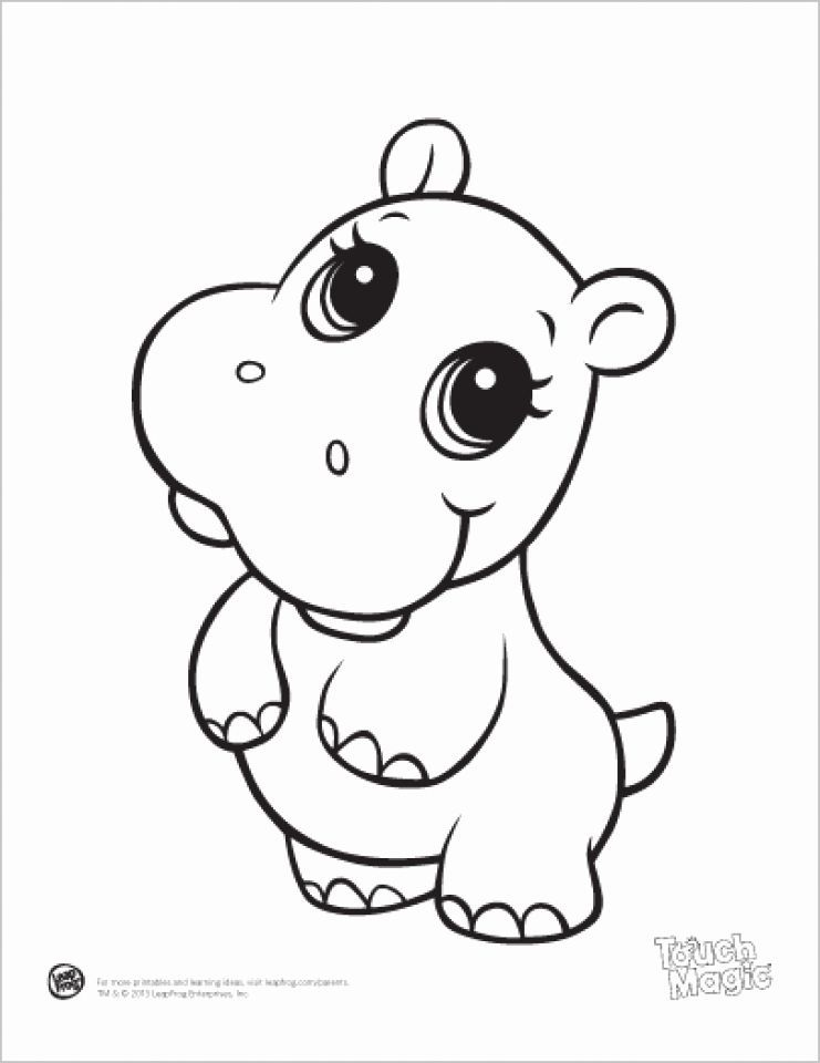 Free Printable Baby Coloring Pages For Kids | 960x741