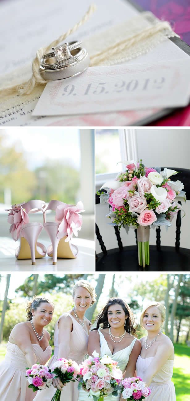 Gorgeous shades of pink in this Summer Wedding Theme | Wedding Ideas ...