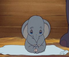 dumbo , this movie still makes me cry to this day