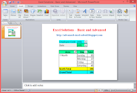 Insert Or Embed Excel File In Word Excel Or Powerpoint Presentation As Object Microsoft Excel Formulas Powerpoint Presentation Excel