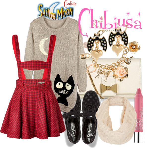 """""""Chibiusa"""" by sailormooncloset on Polyvore"""