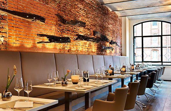 Impressionen - Das Restaurant VLET   Hamburg   Pinterest ...