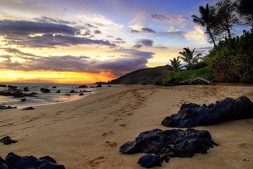 Big Beach, Maui, HI.