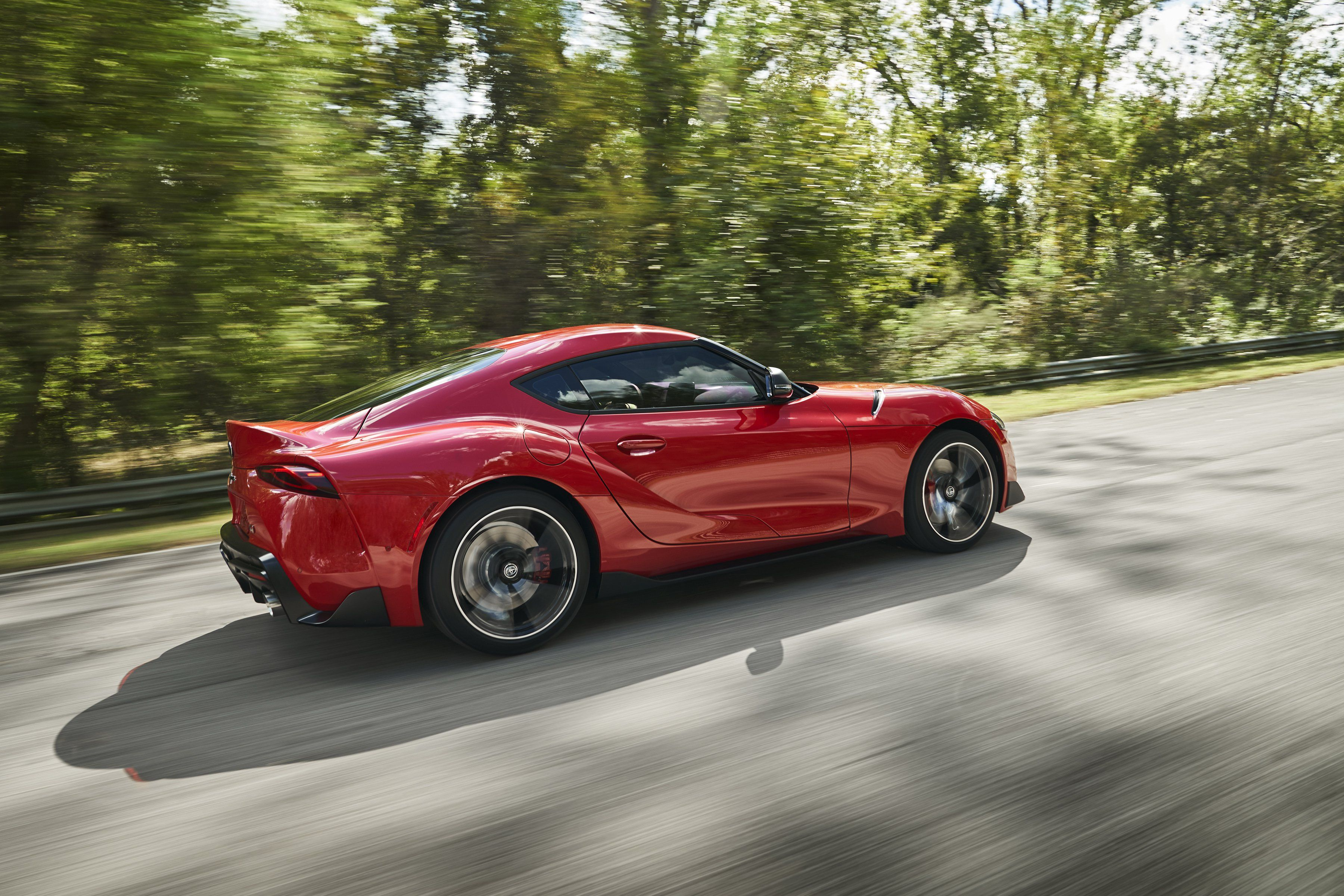 Video Is The 2020 Toyota Supra Really Just A Rebadged Bmw Top Speed Toyota Supra Japanese Sports Cars Bmw Z4