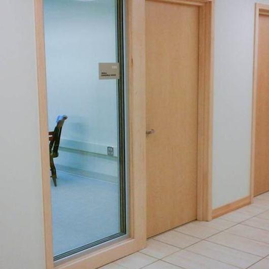 Studio Soundproof Interior Doors