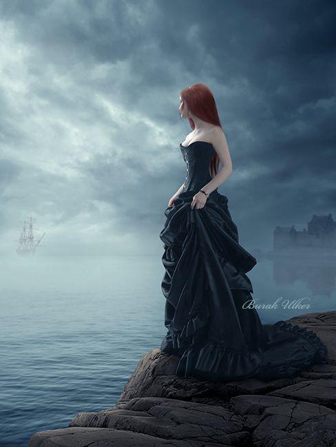 The Ghost Ship by BurakUlker.deviantart.com on @DeviantArt ...