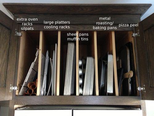 Attractive Organized Kitchen