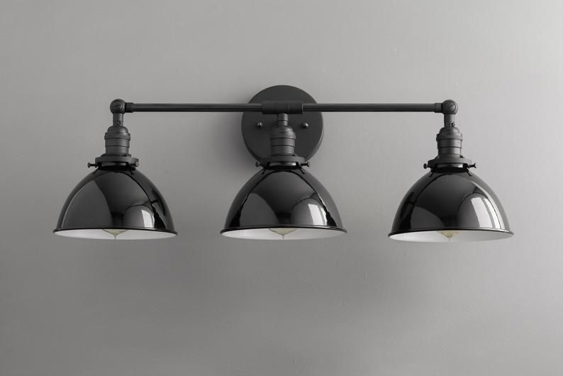 Photo of Vanity light – Rustic light – Bathroom vanity – Bathroom light – Industrial lighting – Farmhouse lighting – Model No. 7558