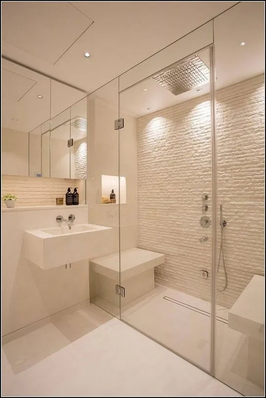 150 Cool Shower Design Ideas For Your Bathroom 23 Modern Bathroom Design Simple Bathroom Modern Bathroom