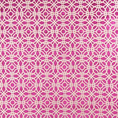 Amara 2 - Polyester - Viskose - rotviolett