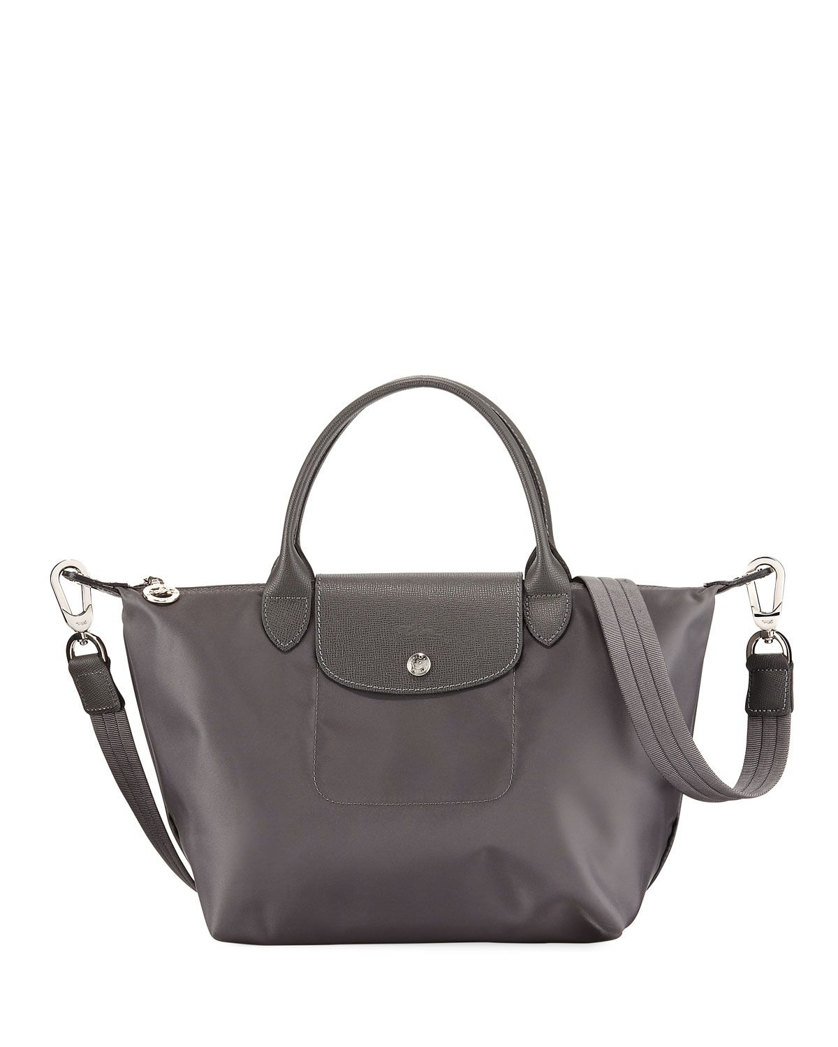 16e85d2a3c20 LONGCHAMP LE PLIAGE NEO SMALL NYLON TOTE BAG.  longchamp  bags  tote   leather  lining  shoulder bags  hand bags  nylon