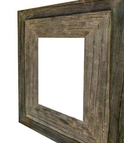 Custom Barn Wood Frame, 15 x 12, Old BarnWood, Recycled, RePurposed ...