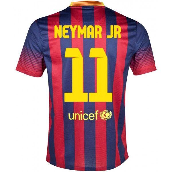 Comprar la Camiseta de Neymar del FC Barcelona temporada 2013 2014. Primera  Equipación azul grana del nuevo crack fichaje del barça Neymar Jr a44c1275fcc60
