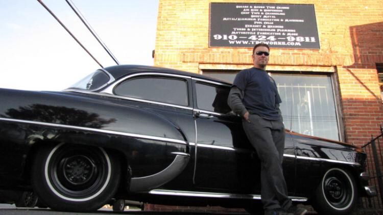 1954 Chevy (corrigido por Rusty!)
