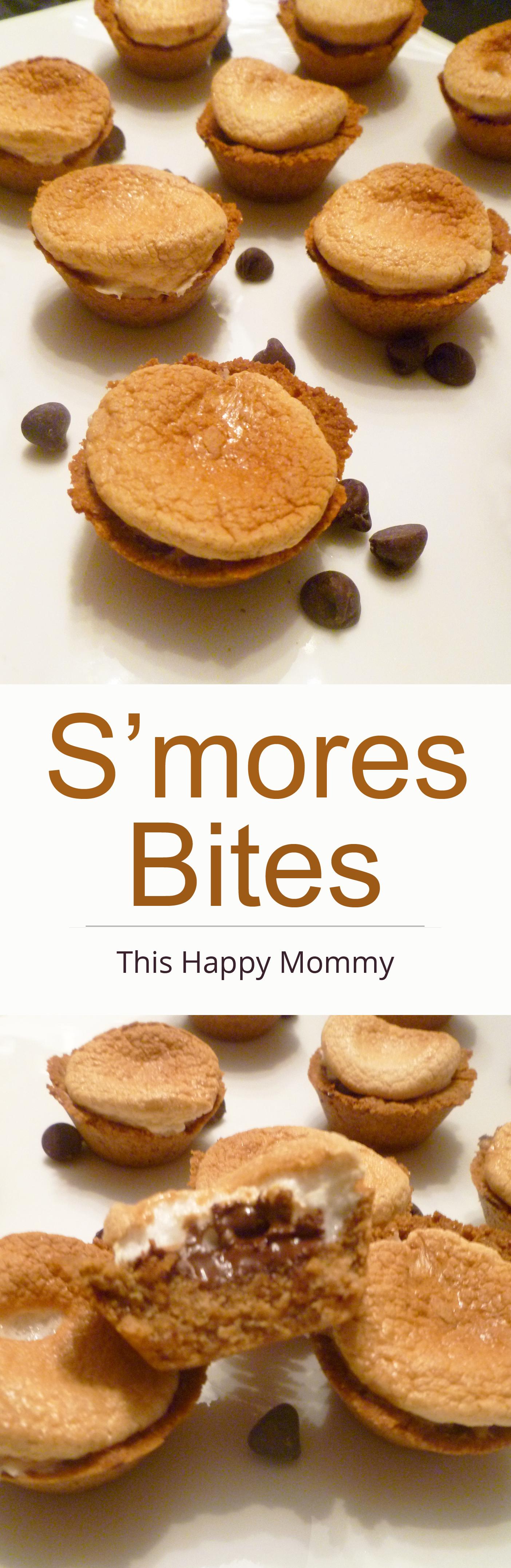 S'mores Bites | Easy dessert recipes chocolate, Mug cake ...