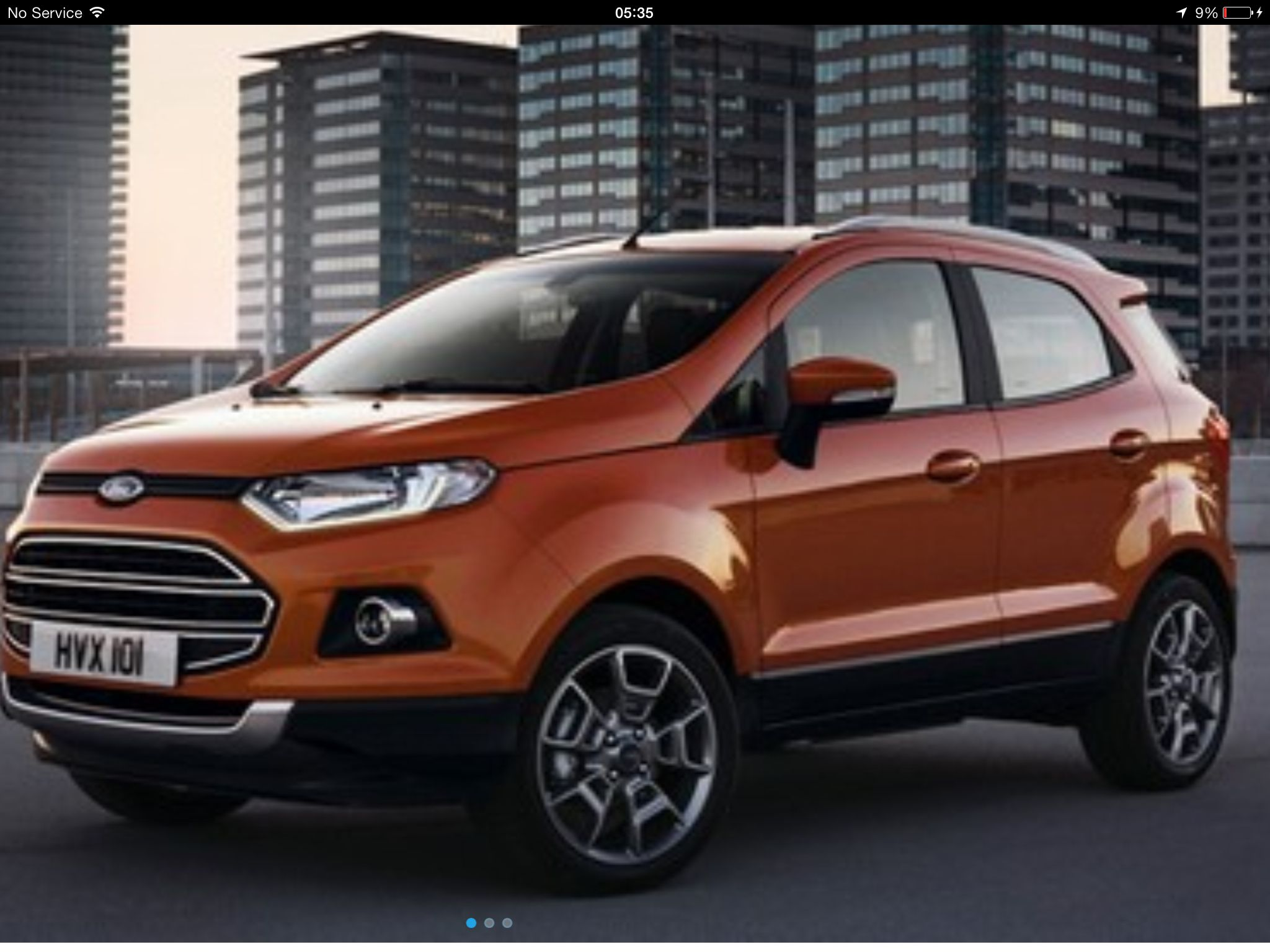 The New Baby Kuga You Can Order It Now Ford Ecosport Ford Suv Suv
