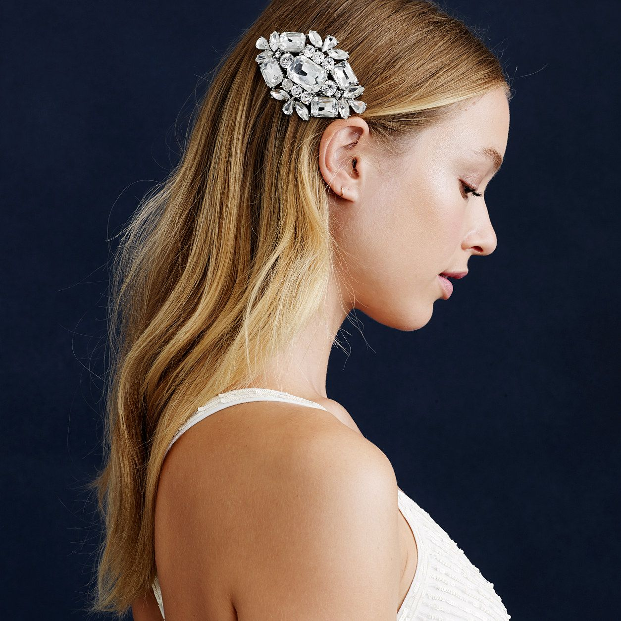 large jeweled comb : veils & headpieces | j.crew | s&s