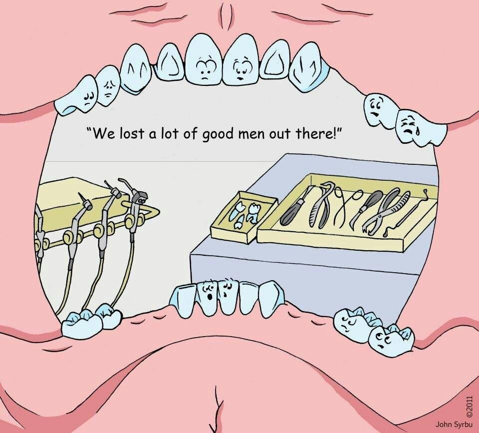Картинках, приколы картинки про зубы