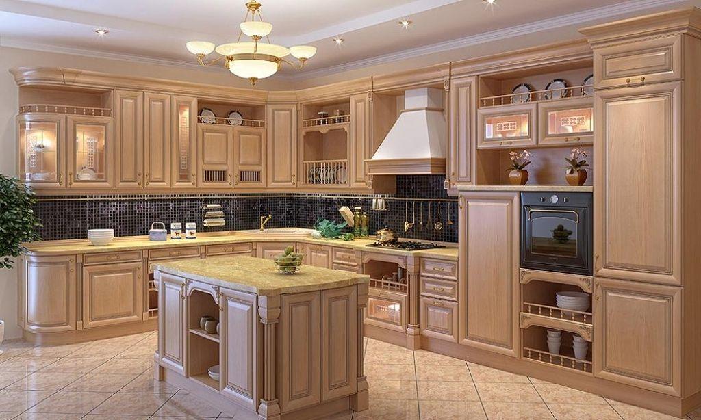 Classic Kitchen Design Classic Kitchen Design For Personal Kitchen ...