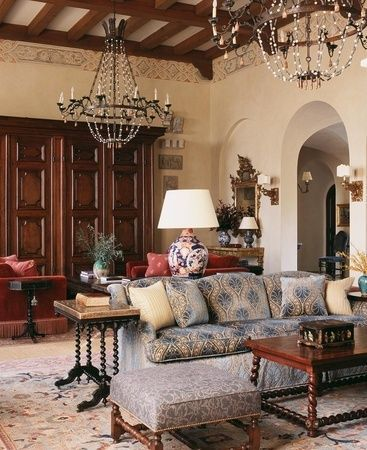 Image Result For Traditional Rustic Spanish Style Furniture In Spain