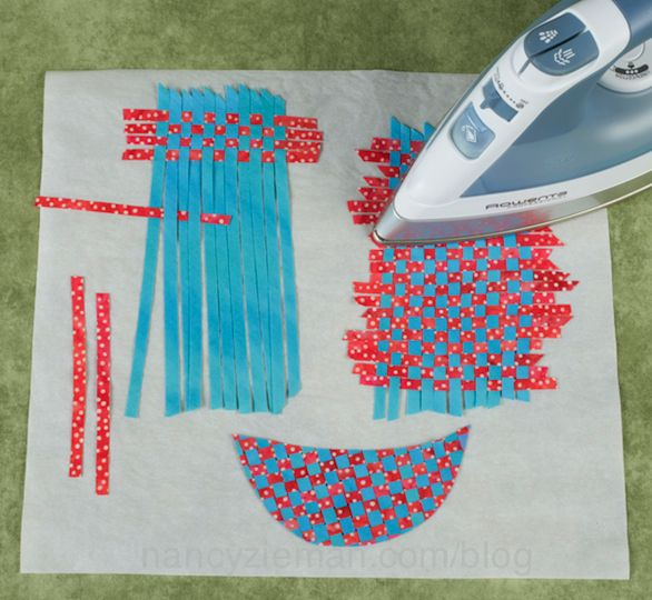 Art Quilts Made Easy With Fusible Web | Nancy zieman, Blogging and ... : fusible quilting - Adamdwight.com