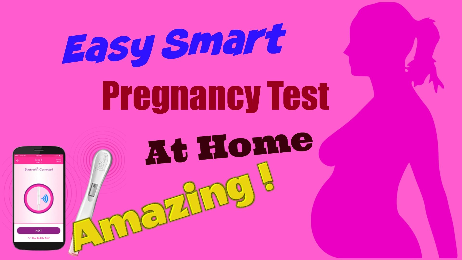 How to learn about pregnancy at home