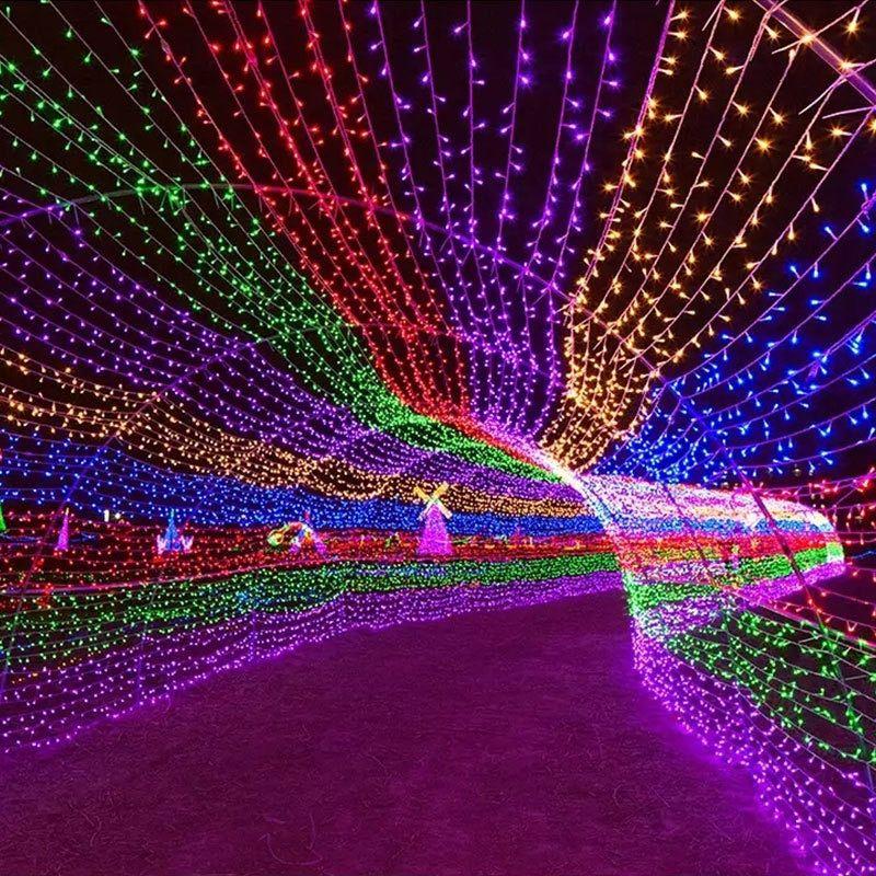 Cheap Iluminacion De Ingenieria Especial Buy Directly From China Suppliers Iluminacion Exterior De Nav Luces De Hadas Guirnalda De Luces Navidad Al Aire Libre