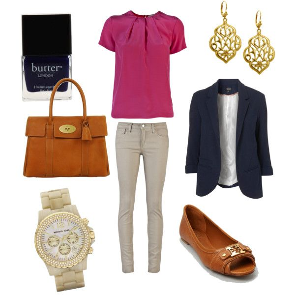 glam with a blazer- first attempt at polyvore!