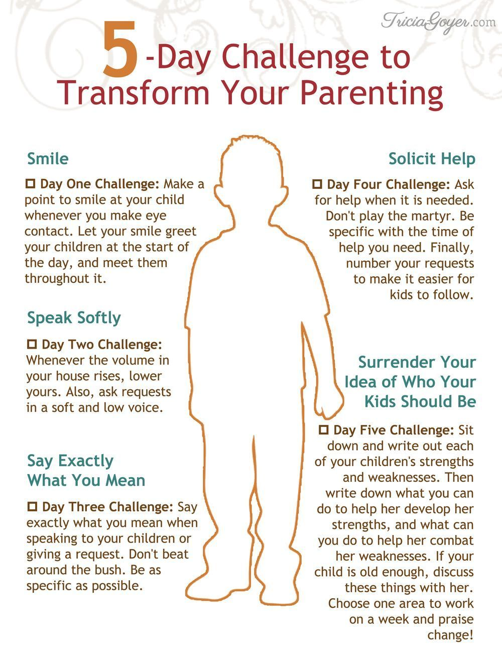 Photo of 5 Super Simple Habits that Will Transform Your Parenting (Plus a Free Printable)…