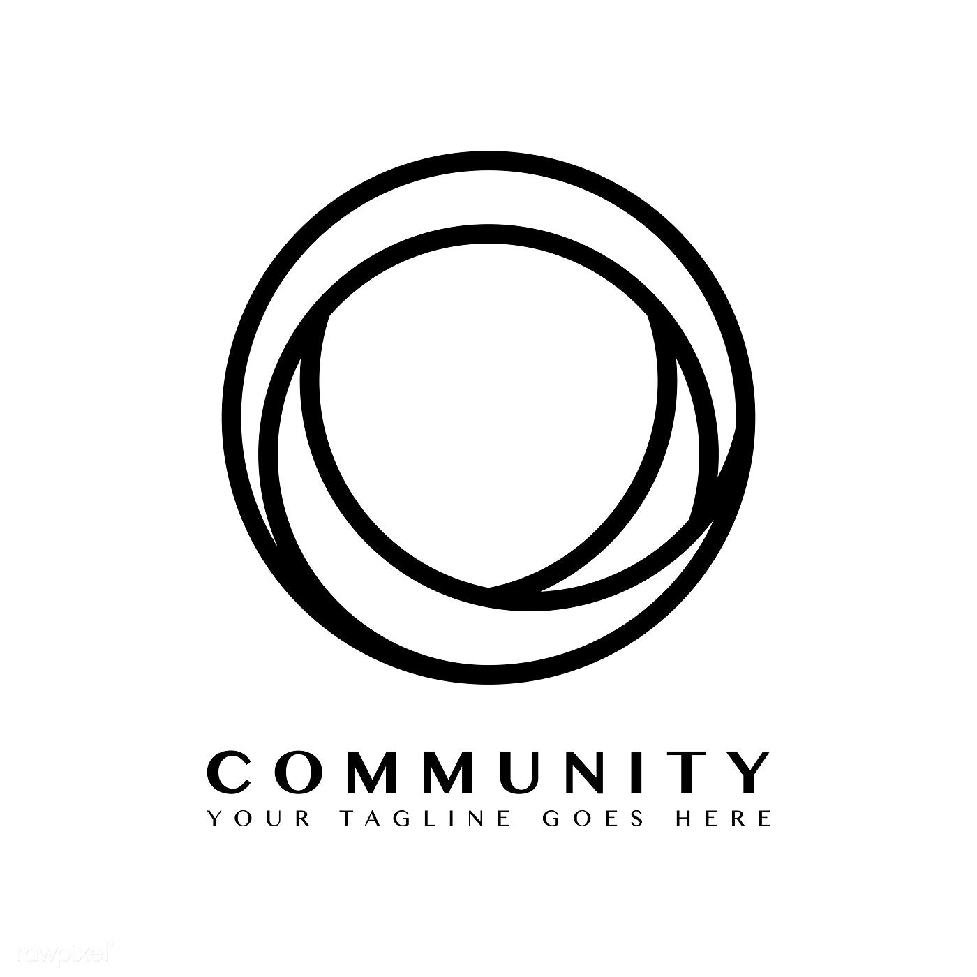 Download free vector of Community branding logo design sample 503748 -   10 planting Logo branding ideas