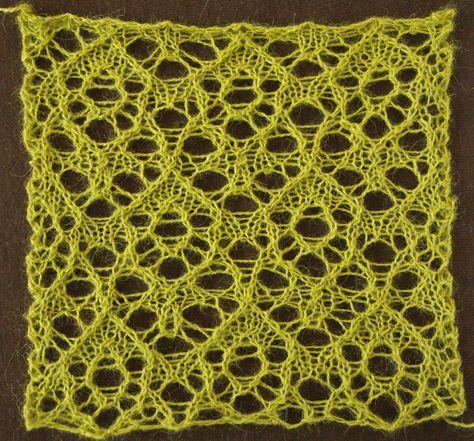 Megabat A Free Stitch Pattern Variation On Fruitbat Encajes En