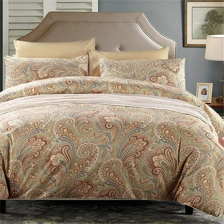 Luxury In 2021 Luxury Duvet Covers Duvet Cover Sets Paisley Bedding