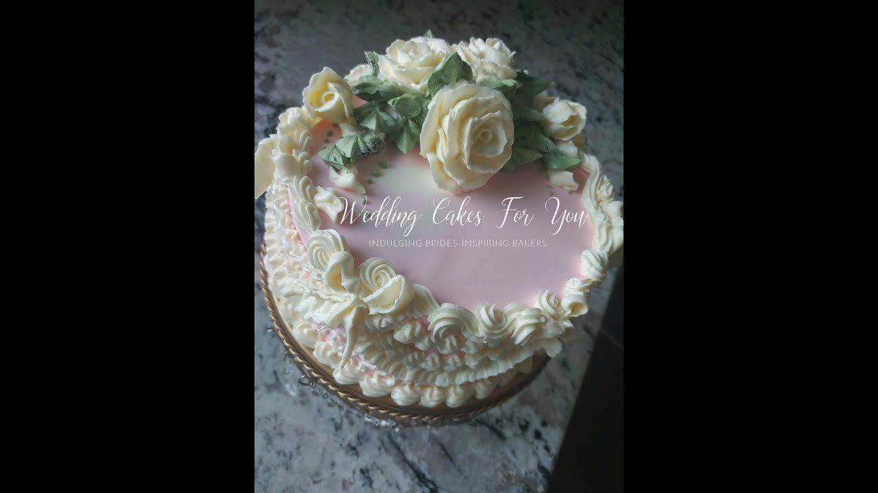 Old School Cake Demo (With images) | School cake, Cake ...