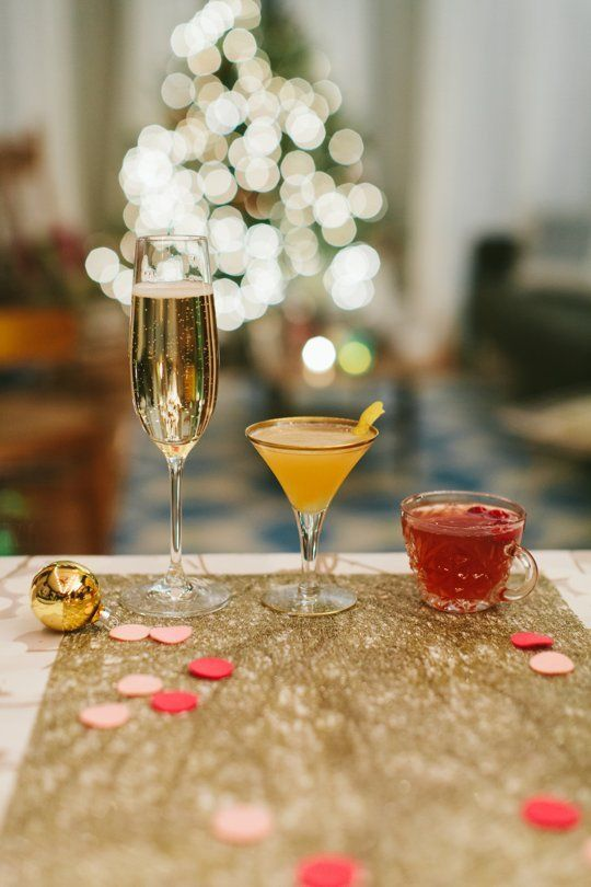 Winter Cocktail Party Ideas Part - 37: A Winter Glam Cocktail Party U2014 Gatherings From The