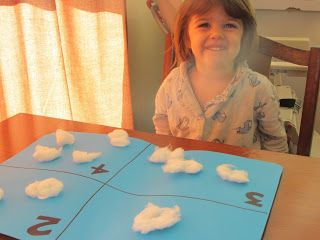 Counting Clouds Weather Learning Activity For 3 4 Year