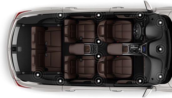 2017 Acura Mdx Surround Sound Speakers Acura Mdx Acura Acura 2017