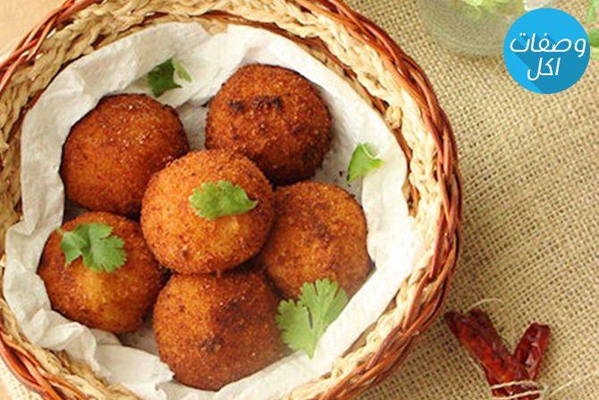 وصفة كفتة البطاطس باللحمة المفرومة Kofta Recipe Indian Food Recipes Potatoes
