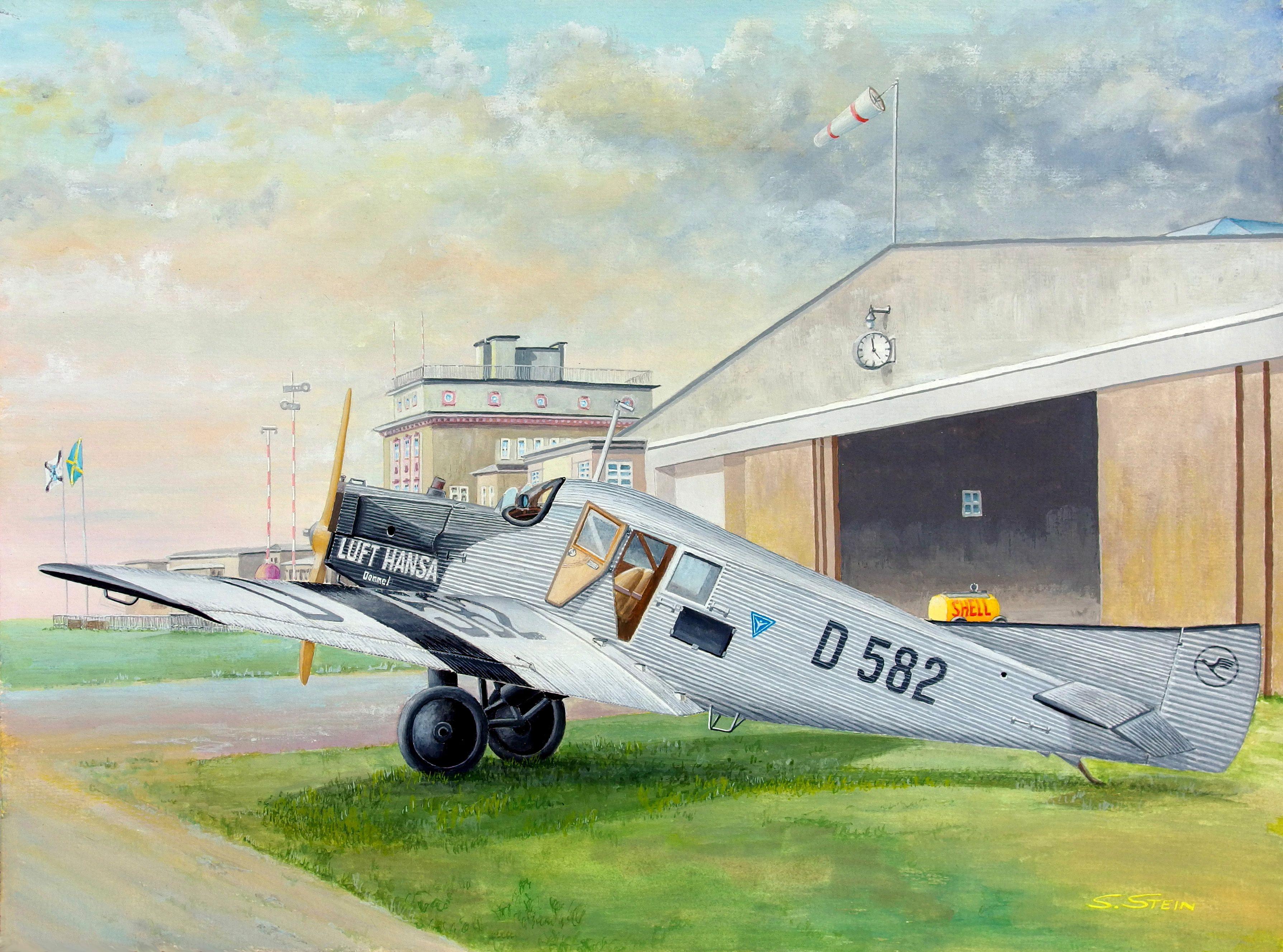Junkers F13bi